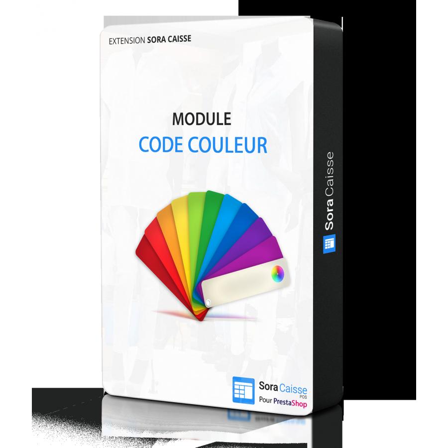 Module Code Couleur