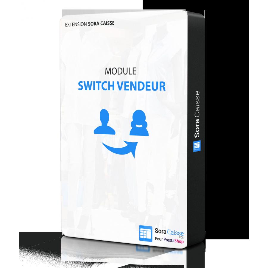 Module Switch Vendeur - Sora Caisse
